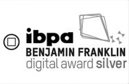 IBPA Benjamin Franklin Digital Award, Silver Honoree